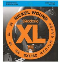 D' addario EXL 160 Muta di corde per basso elettrico