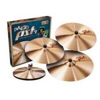 Set Paiste PST-7 Light Set (HH1 4/thin crash 16 / thin crash 18/Ride20)  -  1 thin crash 16 OMAGGIO