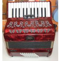 Fisarmonica 48 bassi Soundsation 2648-RD