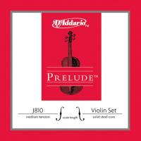 D' Addario Prelude J810 medium tension Corde Violino
