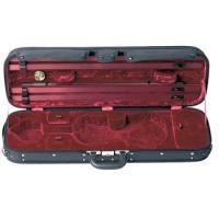 Astuccio professionale per violino 4/4 Gewa Liuteria Maestro Nero/Bordeaux
