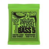 Ernie Ball 2836 Regular Slinky Bass 5 Muta di corde per basso elettrico
