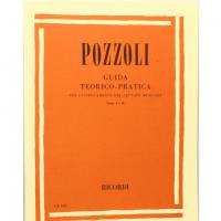 Pozzoli Guida teorico-pratica per l'insegnamento del dettato musicale Parte l e ll - Ricordi