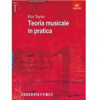 Taylor teoria musicale in pratica grado 1 - Edizioni Curci