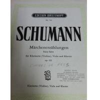 Edition Breitkopf Schumann Marchenerzahlungen Fairy Tales Op. 132