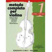 Metodo completo per il Violino Sheila M. Nelson Vol 1 - Edizioni Curci Milano