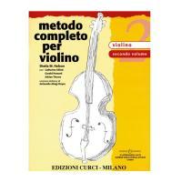 Metodo completo per il Violino Sheila M. Nelson Vol 2 - Edizioni Curci Milano