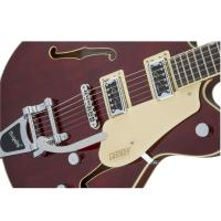 Gretsch G5622T Electromatic C. Block Walnut - Set Up Incluso Chitarra Elettrica Semi-Acustica