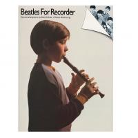 Beatles for Recorder Flauto Dolce - Educational Edition