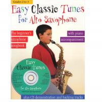 Easy Classic Tunes for Alto Saxophone