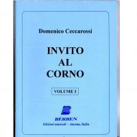 Domenico Ceccarossi Invito al Corno Vol. 1 - Bèrben
