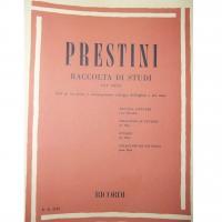 Prestini RACCOLTA DI STUDI per Oboe - Ricordi