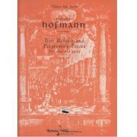Richard Hofmann Ten melodie and Progressive Pieces for Oboe and Piano op. 58 - Belwin Mills