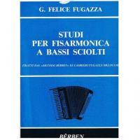 G. Felice Fugazza STUDI PER FISARMONICA A BASSI SCIOLTI - Bèrben