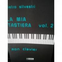 Pietro Silvestri LA MIA TASTIERA vol. 2 - Scomegna casa editrice musicale
