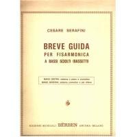 Cesare Serafini BREVE GUIDA PER FISARMONICA a bassi sciolti - Bèrben