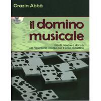 Grazia Abbà il domino musicale Canti,favole e danze: un repertorio vocale per il coro didattico - Carisch