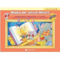 Musica per piccoli Mozart Libro dei compiti 1 - Volontè & Co