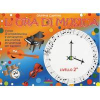 Giulietta Capriotti L' ora di musica Livello II - Curci Young