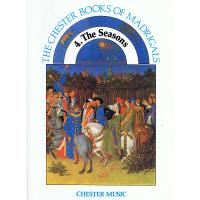 The Chester Books of madrigals 4 The Season - Chester Music
