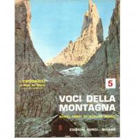 I crodaioli Voci della montagna Nuovi canti di Bepi de marzi 5 - Edizioni Curci