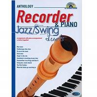 Anthology Recorder & Piano Jazz/Swing Duets - Carisch