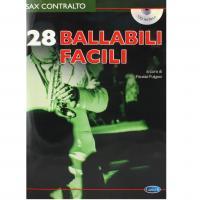 Sax Contralto 28 Ballabili Facili - Carisch