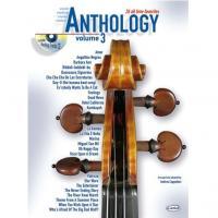 Anthology 26 all time favorites Violin Volume 3 - Carisch