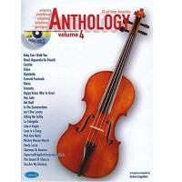 Anthology 24 all time favorites Violin Volume 4 - Carisch