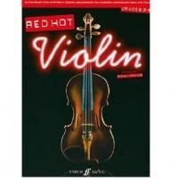 Red Hot Violin Grade 5 - 6 - Faber Music