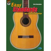 Easy Standards for classical guitar - Carisch