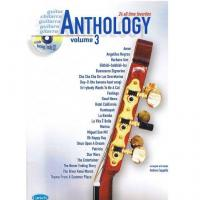 Anthology 24 all time favorites Guitar Volume 3 - Carisch