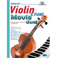 Anthology Violin & Piano Movie duets - Carisch