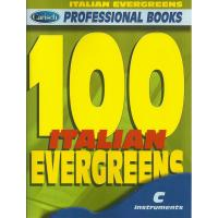 Professional Books 100 Italians Evergreens - Carisch