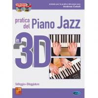 Pratica del Piano Jazz in 3D Solfeggio + Diteggiature - Carisch