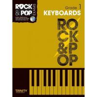 Keyboards ROCK&POP Grade 1 - Trinity Collegge