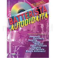 Batterista Autodidatta - Carisch