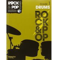 Drums ROCK&POP Grade 1 - Trinity Collegge