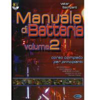 Manuale di Batteria Volume 2 Corso completo per principianti - Carisch