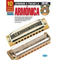 Aprende a tocar la Armonica - Carisch