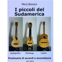 Bonucci I piccoli del Sudamerica Prontuario di accordi e accordatura - Ricordi