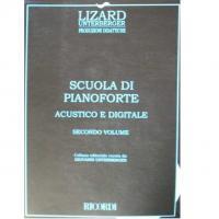 Lizard Scuola di Pianoforte Acustico e Digitale Secondo Volume - Ricordi