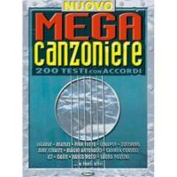 Nuovo Mega Canzoniere 200 Testi con Accordi - Carisch