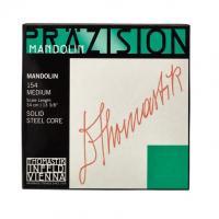 Muta di corde Prazision Mandolin 154 Medium Solide Steel Core