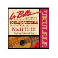 Muta di corde La Bella Soprano Ukulele No. 11 Nylon