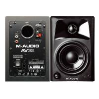 M-Audio AV-32 (prezzo per la coppia di monitor) Monitor da Studio