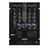 Mixer da DJ RMX-33I