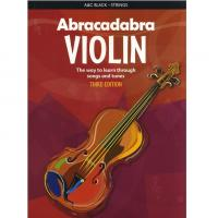 Abracadabra Violin The way to learn through songs and tunes THIRD EDITION