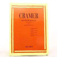 Cramer 60 STUDI SCELTI per pianoforte (Bulow) Edizione con Compact Disc - Ricordi