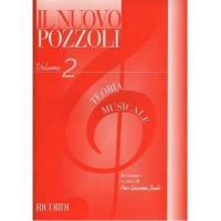 Il nuovo Pozzoli Volume 2 Teoria Musicale - Ricordi